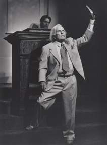 Robert Symonds preaching at The Old Globe Theatre in San Diego